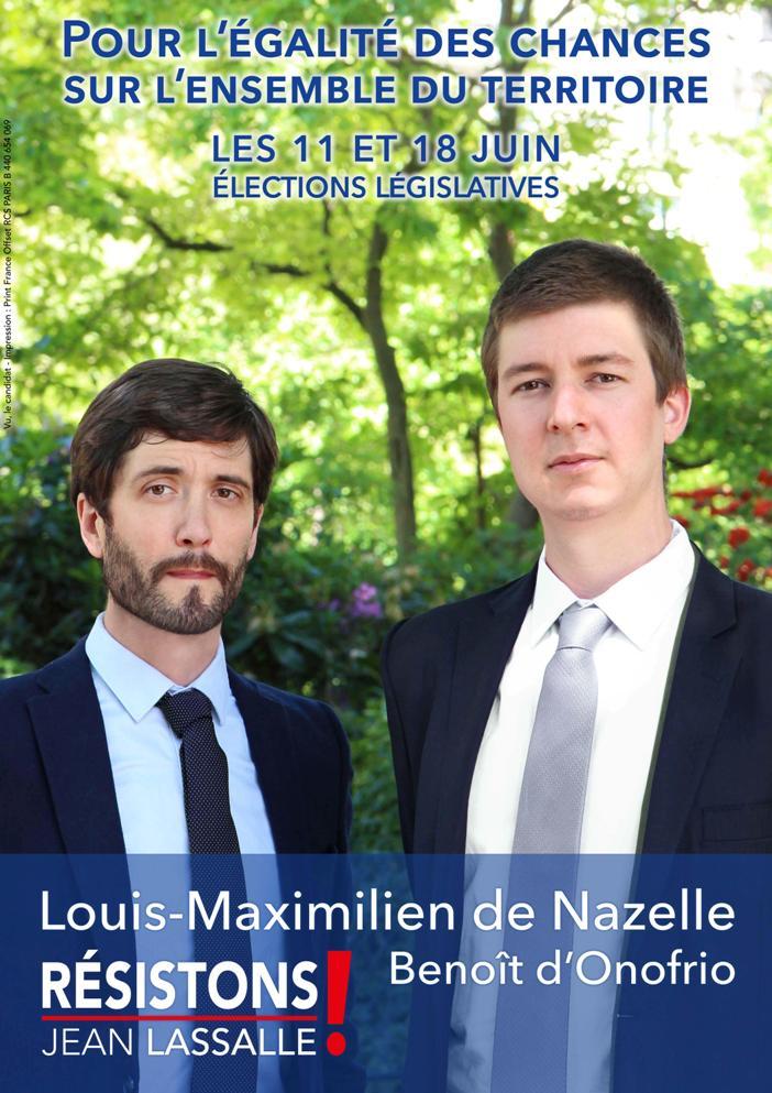 Louis Maximilien de Nazelle