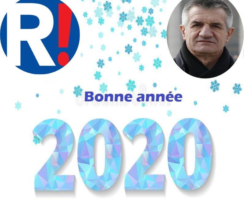 Voeux de Jean Lassalle pour 2020