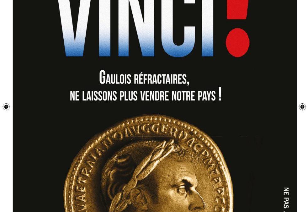 Veni, Vidi, Vinci – Soutien au RIP sur Aéroport De Paris