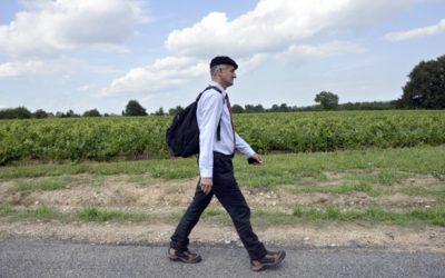 La Marche de Jean Lassalle par Michel Reynaud