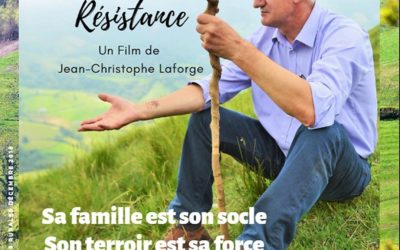 « Jean Lassalle l'Homme en Résistance » par Jean-Christophe Laforge