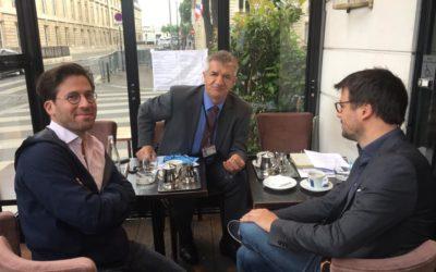 Rencontre avec le Président du syndicat des «Jeunes médecins»