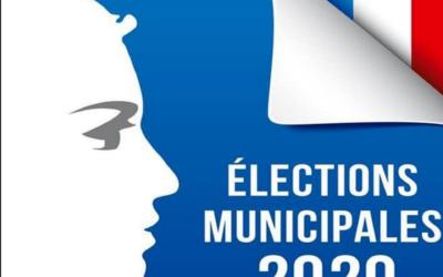 Communiqué sur les municipales 2020