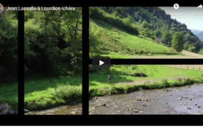 Depuis Lourdios-Ichère