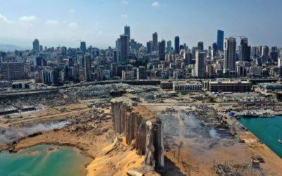 Drame au Liban