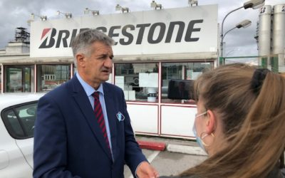 Sauvons Bridgestone ! Mon interview à L'Obs