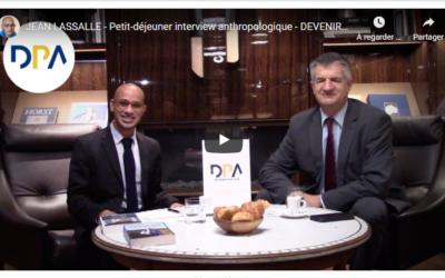 """Interview pour le cercle """"Devenir pour Agir"""""""