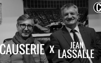"""Interview avec Christophe Bordet pour """"La Causerie"""""""