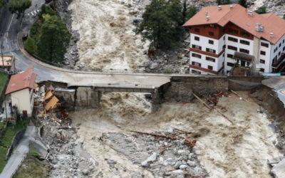 Alpes-Maritimes : solidarité aux victimes des inondations