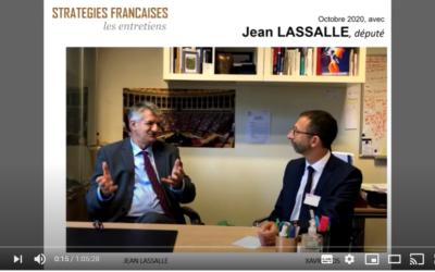Entretien avec Xavier Fos pour Stratégies Françaises