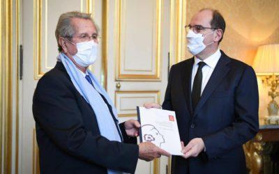 Rapport Debré préconisant le report des régionales et départementales