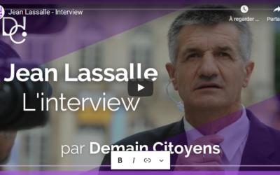 Interview pour Demain citoyens