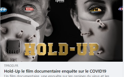 A propos du documentaire Hold Up