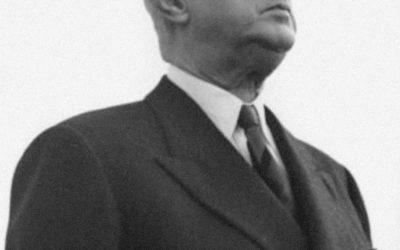 Hommage au Général de Gaulle