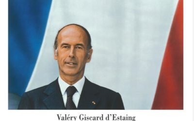 Hommage à Valéry Giscard d'Estaing