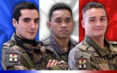 Hommage à nos soldats morts au Mali