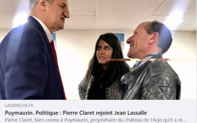 La Dépêche Haute-Garonne présente notre relais départemental Pierre Claret