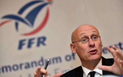 Soutien à l'équipe de France de Rugby
