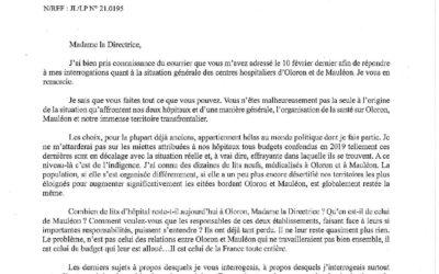 Situation des hôpitaux à Oloron, Mauléon et partout en France