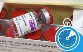 Suspension du vaccin AstraZeneca