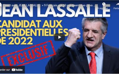 Jean Lassalle interviewé par Gérard Info