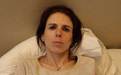 Karine Trapp en grève de la faim pour récupérer ses enfants