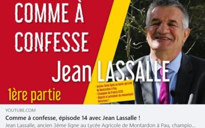 """Interview """"Comme à confesse"""" pour Midi Olympique"""