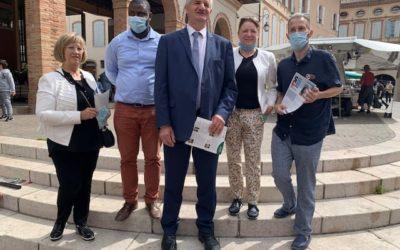 Suite du déplacement Régionales en Occitanie