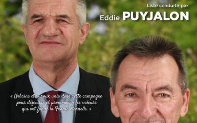 Remerciement à nos candidats aux élections régionales et départementales