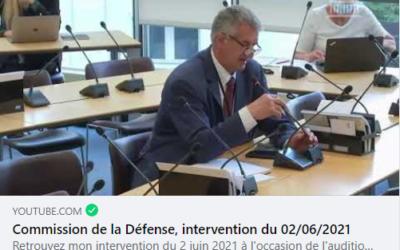 Commission de la Défense
