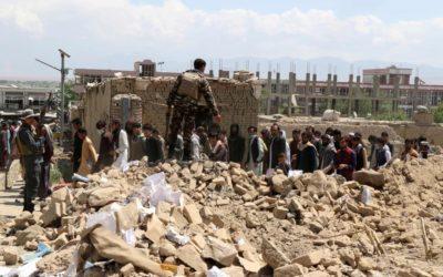 Prise de pouvoir des Talibans en Afghanistan