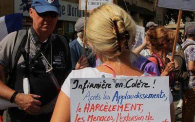 10ème samedi de mobilisation contre le Pass sanitaire