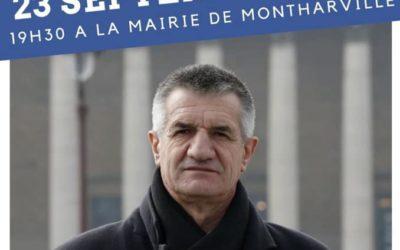 Jean Lassalle en Eure-et-Loir jeudi 23 septembre