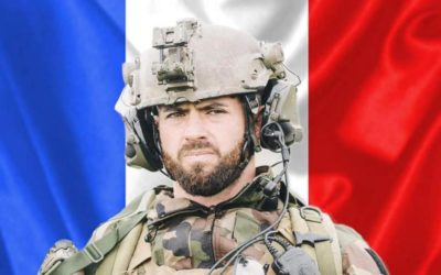 Hommage national à Maxime Blasco, soldat mort au Mali
