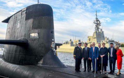Affaire des contrats de sous-marins australiens